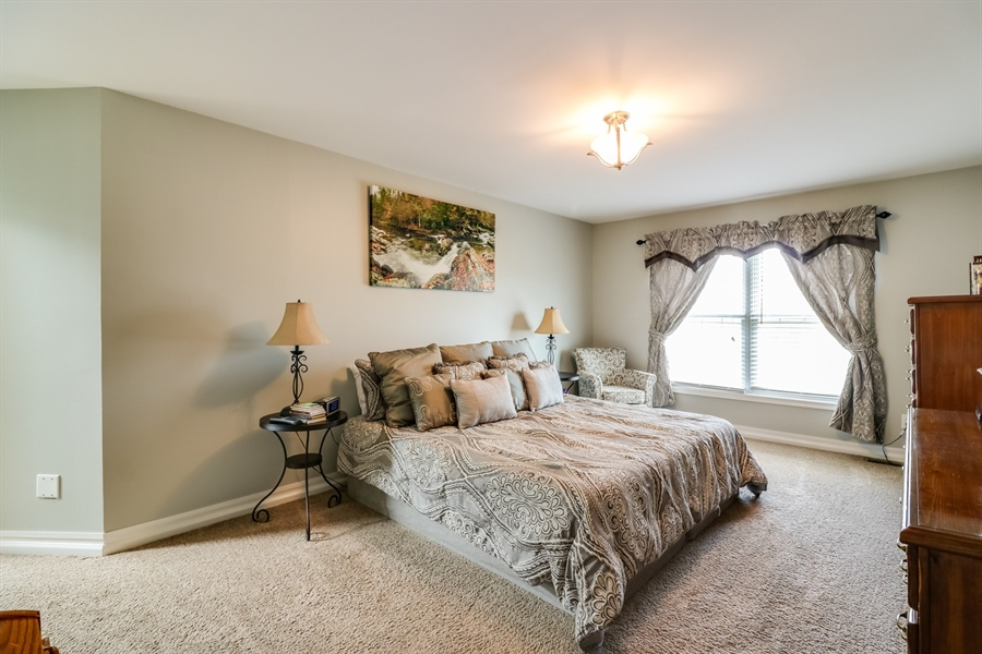 Real Estate Photography - 142 Bromley Dr, Wilmington, DE, 19808 - Another view of Master Bedroom