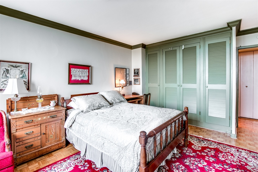 Real Estate Photography - 1401 Pennsylvania Avenue #1512, 1512, Wilmington, DE, 19806-4117 - Another Bedroom View