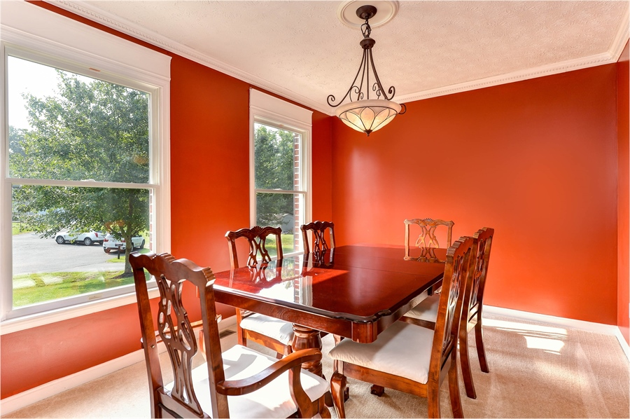 Real Estate Photography - 73 Michael Todd Rd, North East, MD, 21901 - FORMAL DINING, LARGE WINDOWS!
