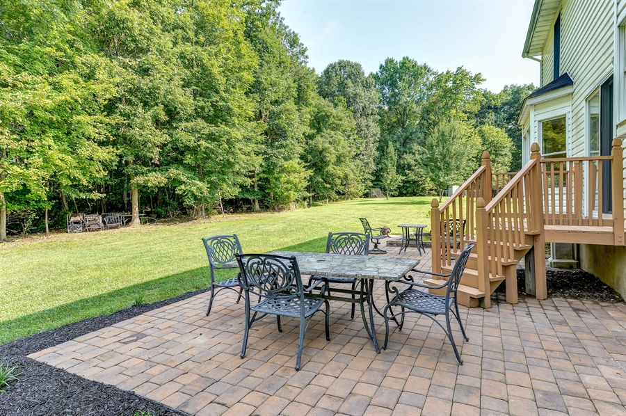 Real Estate Photography - 73 Michael Todd Rd, North East, MD, 21901 - BRICK PATIO!