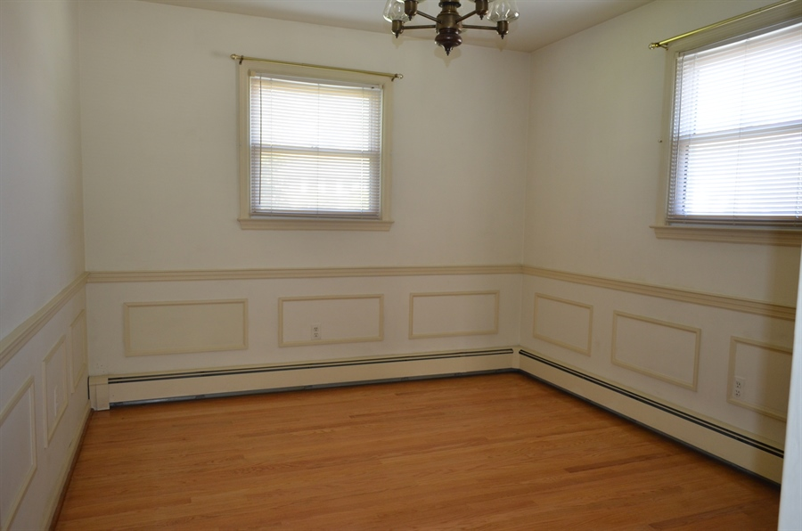 Real Estate Photography - 103 Admiral Dr, Wilmington, DE, 19804 - Formal Dining Room w Molding
