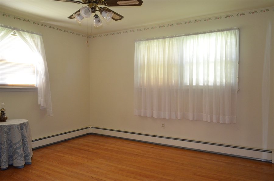 Real Estate Photography - 103 Admiral Dr, Wilmington, DE, 19804 - Master Bedroom w Double Closets