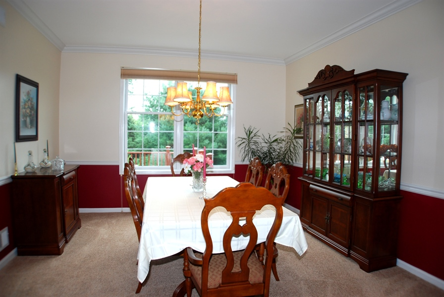 Real Estate Photography - 117 Cavender Ln, Landenberg, PA, 19350 - Bright and Open Formal Dining Room