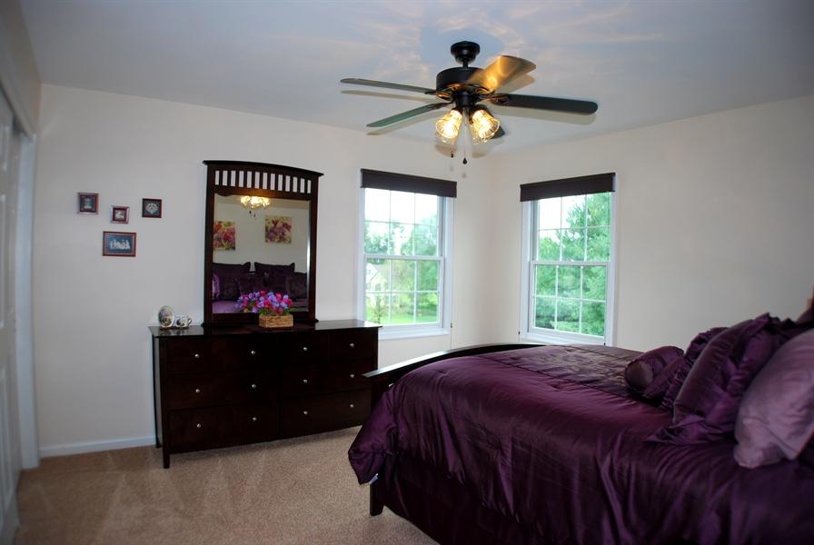 Real Estate Photography - 117 Cavender Ln, Landenberg, PA, 19350 - Bedroom w/ Corner Windows