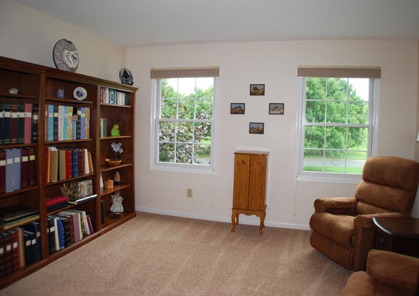 Real Estate Photography - 117 Cavender Ln, Landenberg, PA, 19350 - Sitting Room off Master