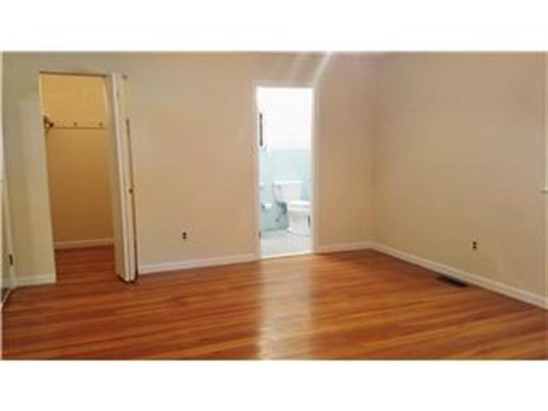 Real Estate Photography - 4012 Greenmount Dr, Wilmington, DE, 19810 - Master Bedroom with walk-in closet & full bath