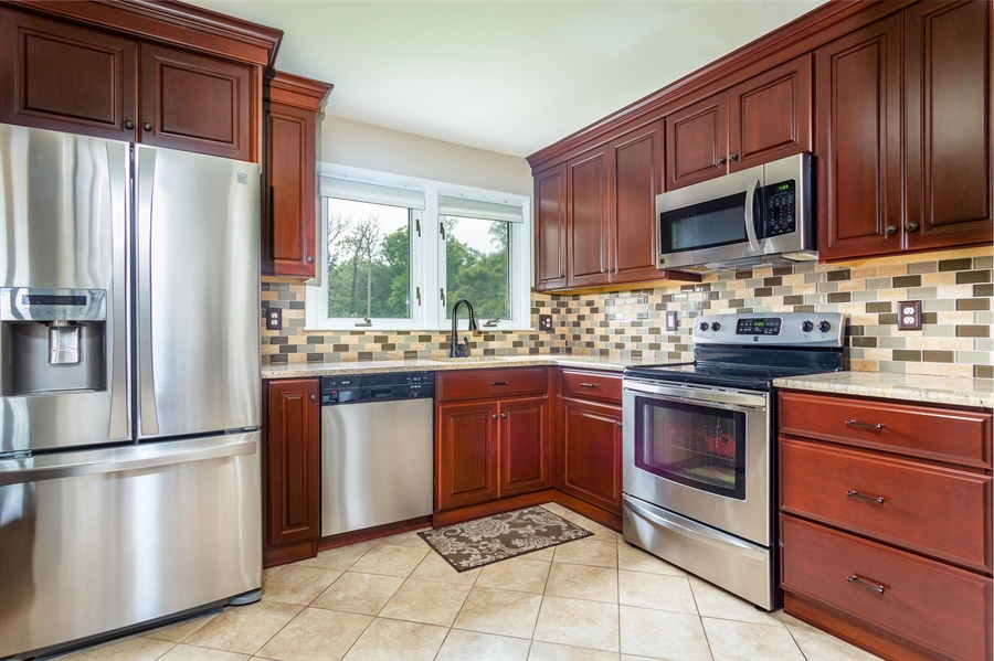 Real Estate Photography - 2214 Inwood Rd, Wilmington, DE, 19810 - lovely updated kitchen