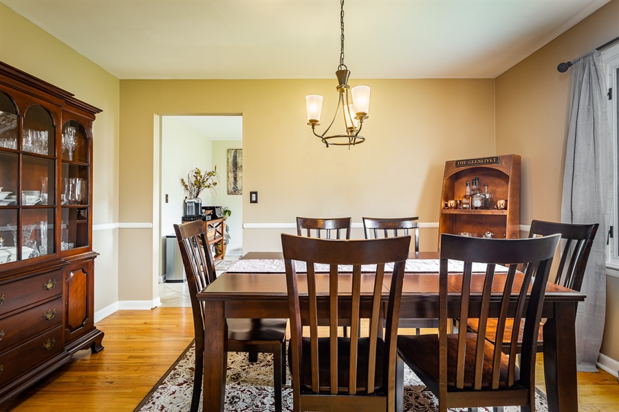 Real Estate Photography - 2214 Inwood Rd, Wilmington, DE, 19810 - formal dining room
