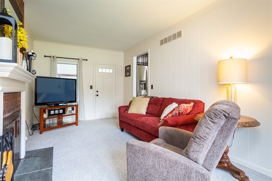 Real Estate Photography - 2214 Inwood Rd, Wilmington, DE, 19810 - lots of room for entertaining