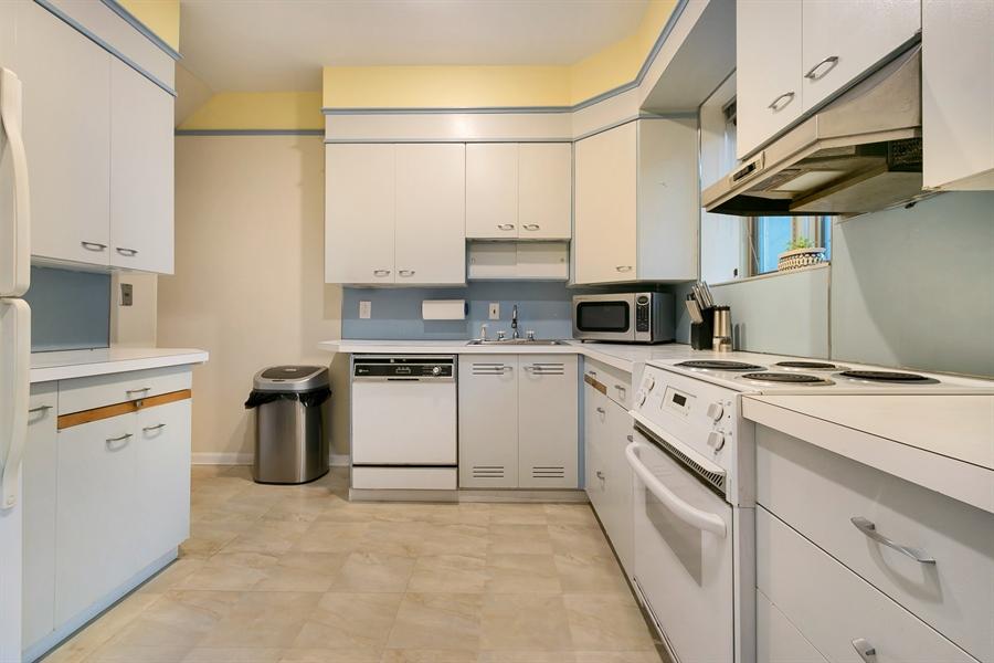 Real Estate Photography - 1003 Trenton Pl, Wilmington, DE, 19801 - Shining Updated, Kitchen