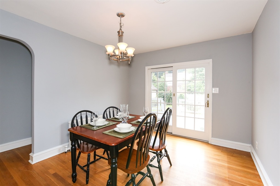 Real Estate Photography - 302 Birmingham Ave, Wilmington, DE, 19804 - Dining Room