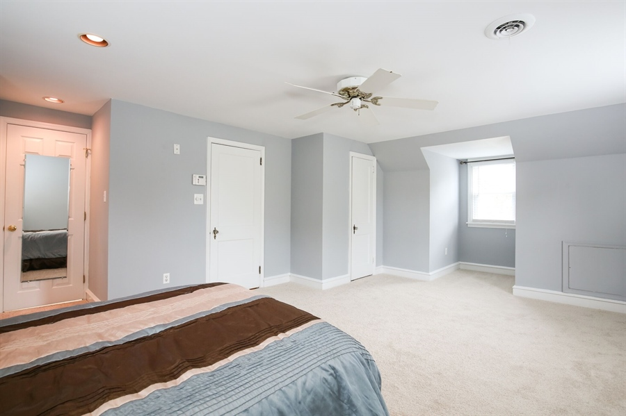 Real Estate Photography - 302 Birmingham Ave, Wilmington, DE, 19804 - Master Suite 2nd floor