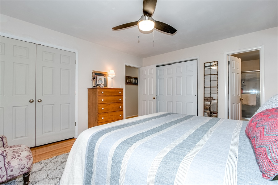 Real Estate Photography - 2911 Bodine Dr, Wilmington, DE, 19810 - Master Bedroom