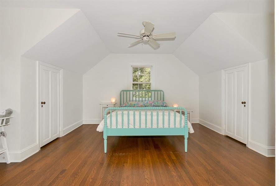 Real Estate Photography - 915 Westover Rd, Wilmington, DE, 19807 - Bedroom 4 with En Suite