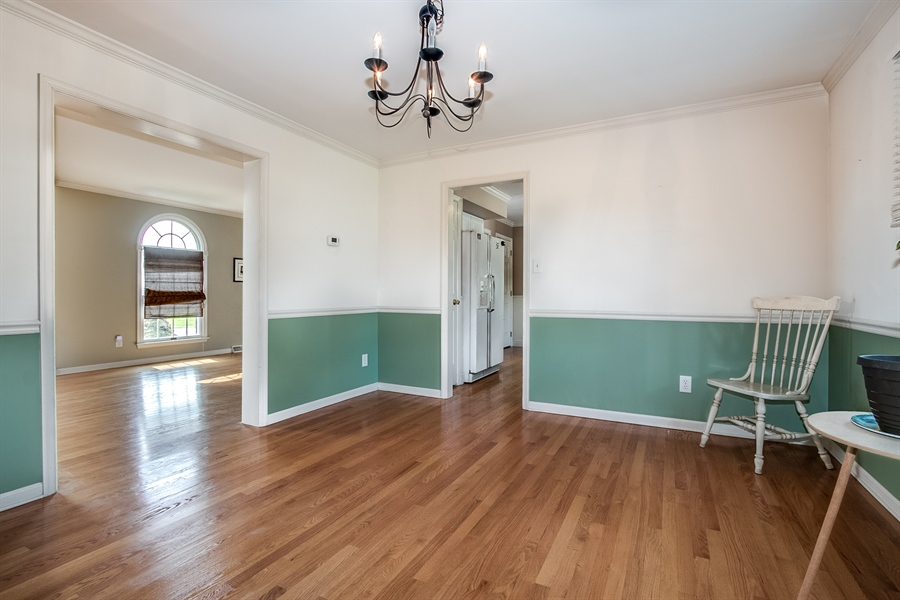 Real Estate Photography - 108 Philip Dr, Bear, DE, 19701 - Dining Room