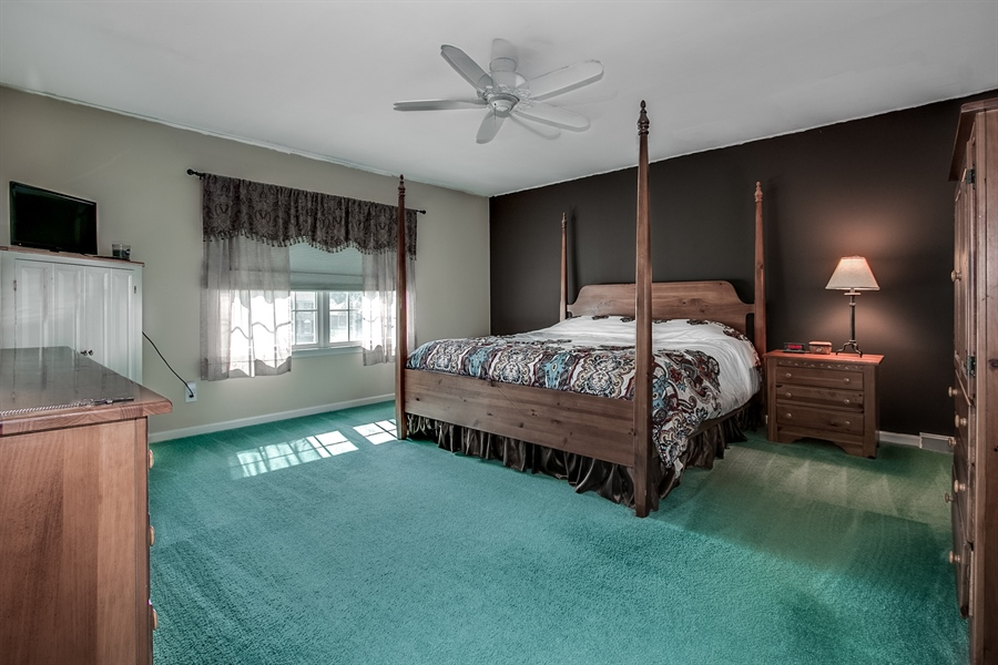 Real Estate Photography - 108 Philip Dr, Bear, DE, 19701 - Master Bedroom