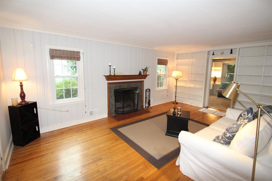 Real Estate Photography - 436 Orchard Rd, Newark, DE, 19711 - Living Room