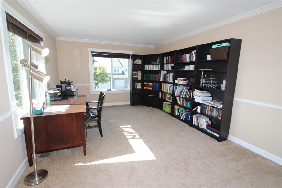 Real Estate Photography - 301 Lynley Ln, Newark, DE, 19711 - Main Level 4th Bedroom/Office