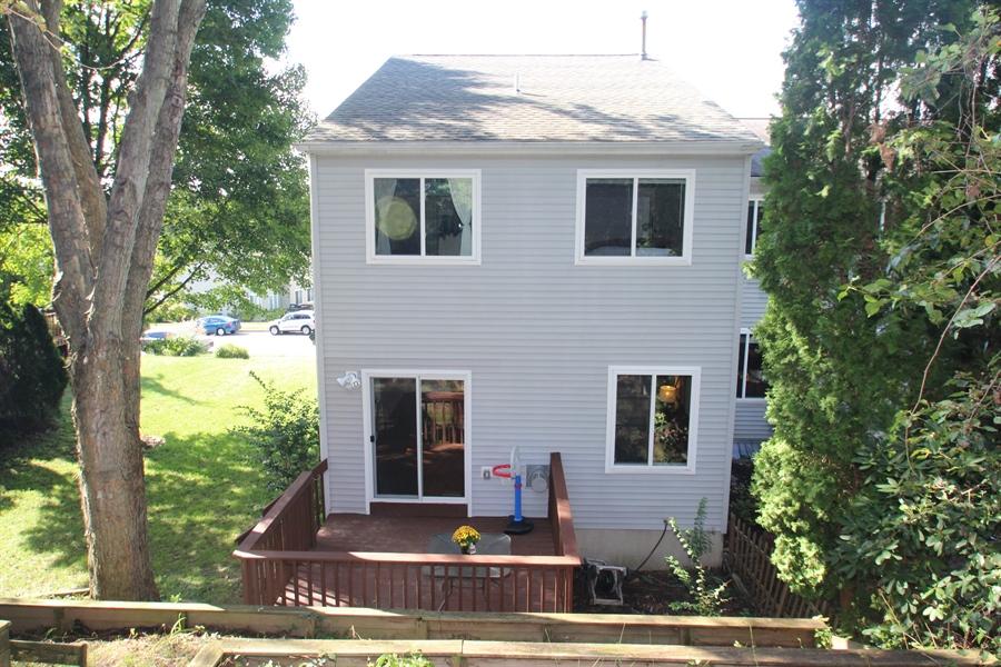 Real Estate Photography - 301 Lynley Ln, Newark, DE, 19711 - Rear of home