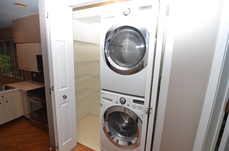 Real Estate Photography - 1219 Shallcross Ave, Wilmington, DE, 19806 - Main Floor Laundry