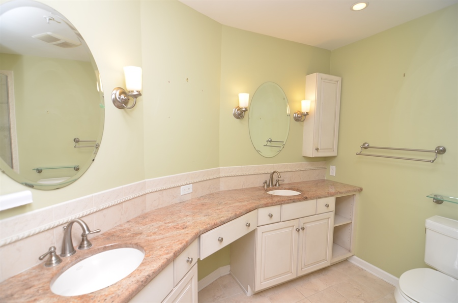 Real Estate Photography - 1219 Shallcross Ave, Wilmington, DE, 19806 - Updated Master Bath