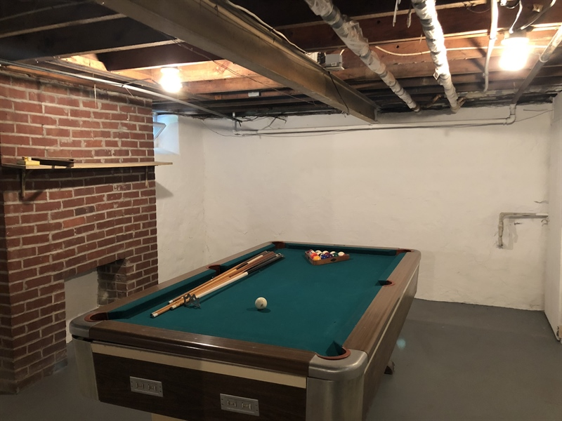 Real Estate Photography - 318 W 36th St, Wilmington, DE, 19802 - Basement