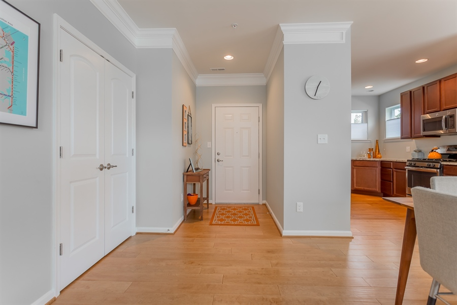 Real Estate Photography - 37684 Ulster Drive #1, 1, Rehoboth Beach, DE, 19971 - Gleaming Hardwoods