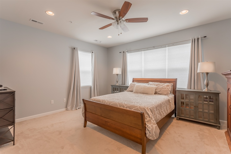Real Estate Photography - 37684 Ulster Drive #1, 1, Rehoboth Beach, DE, 19971 - Owners Bedroom