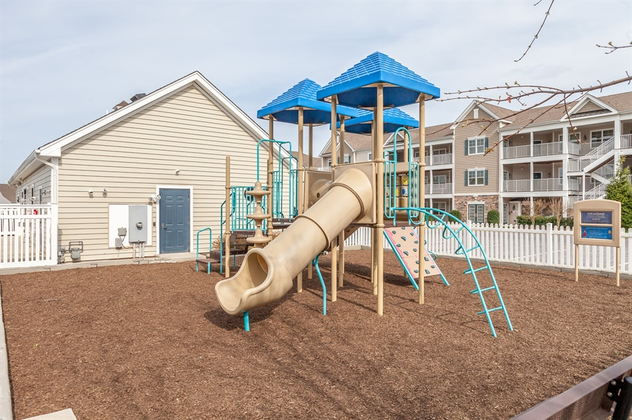 Real Estate Photography - 37684 Ulster Drive #1, 1, Rehoboth Beach, DE, 19971 - Tot Lot, Tennis & Club House