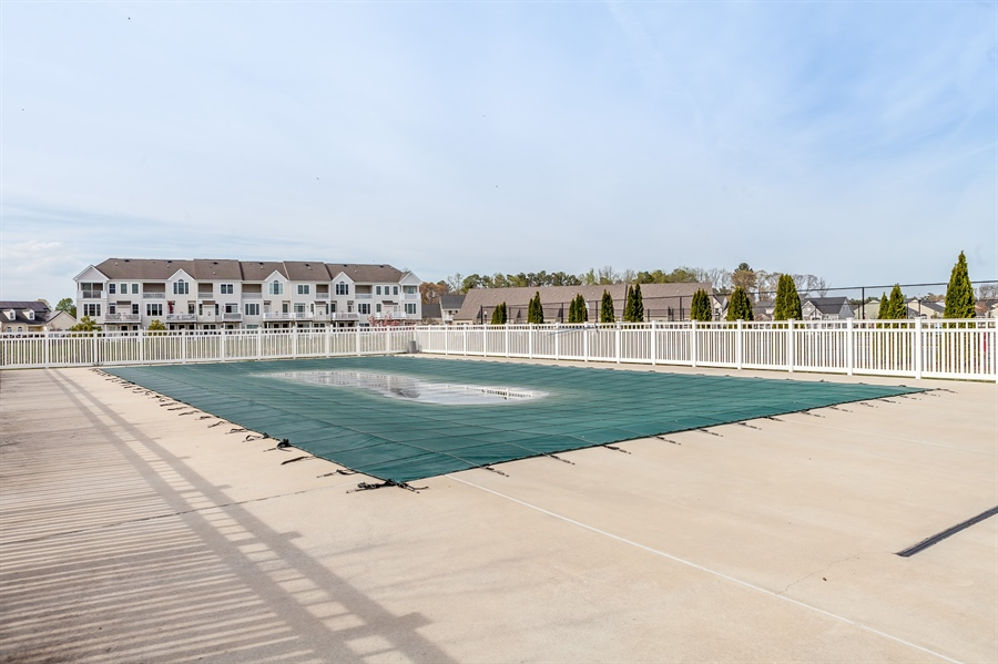 Real Estate Photography - 37684 Ulster Drive #1, 1, Rehoboth Beach, DE, 19971 - 2 Community Pools