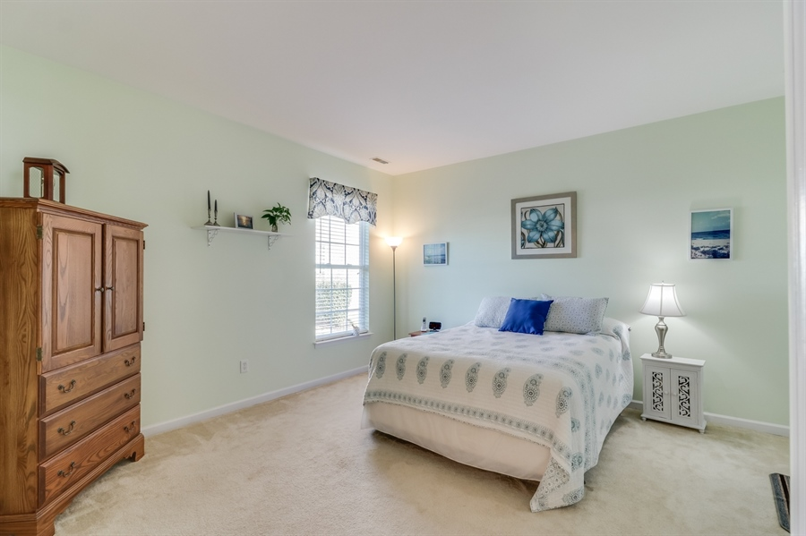 Real Estate Photography - 104 Dawn Ct, Middletown, DE, 19709 - Owners Bedroom