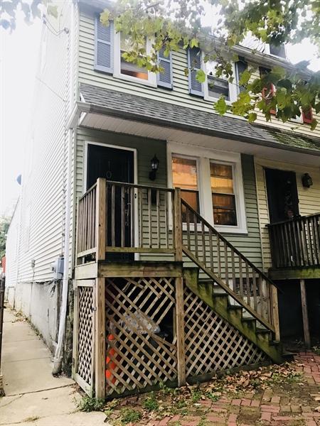 Real Estate Photography - 108 E 14th St, Wilmington, DE, 19801 - Front Exterior - End Unit