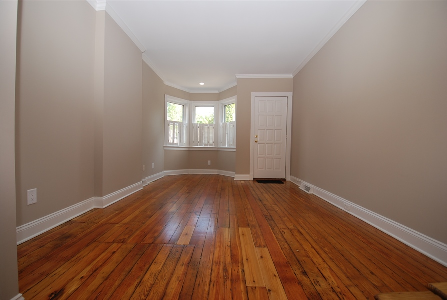 Real Estate Photography - 1804 W 16th St, Wilmington, DE, 19806 - original hardwood floors