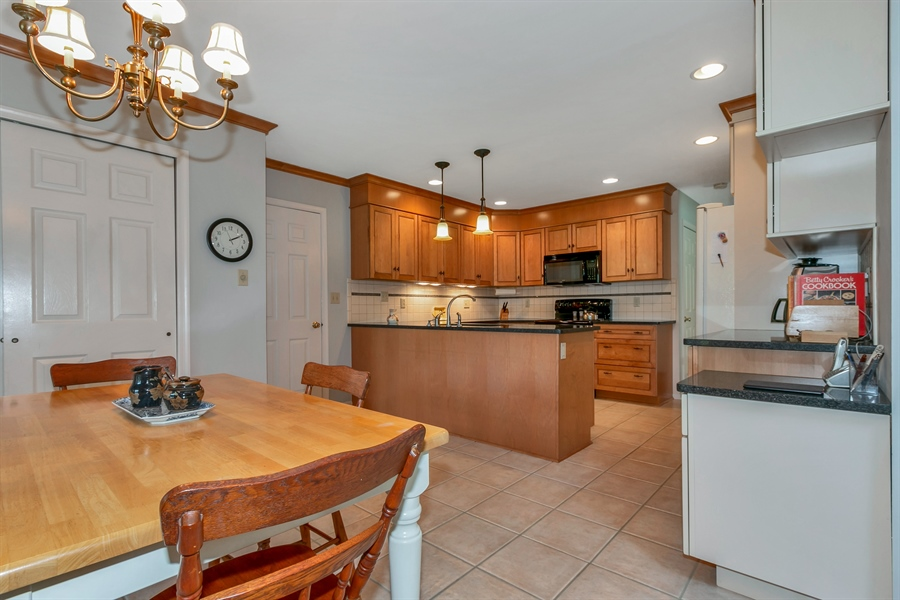Real Estate Photography - 22 Harris Cir, Newark, DE, 19711 - Kitchen