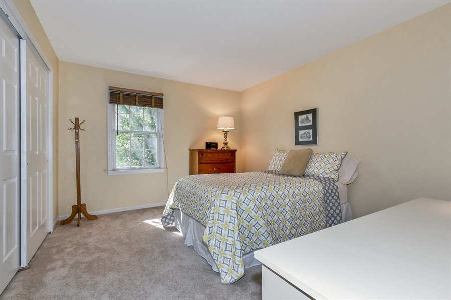 Real Estate Photography - 22 Harris Cir, Newark, DE, 19711 - Bedroom 3
