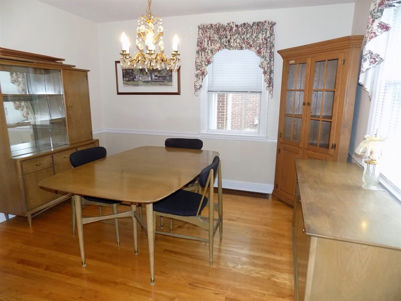 Real Estate Photography - 14 Winding Ln, Claymont, DE, 19703 - Dining area
