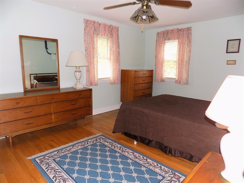 Real Estate Photography - 14 Winding Ln, Claymont, DE, 19703 - Master bedroom