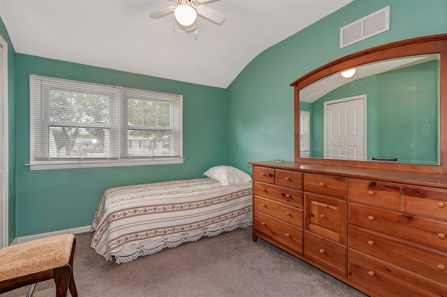 Real Estate Photography - 409 Rosewood Dr, Newark, DE, 19713 - Middle bedroom, ceiling fans in all bedrooms