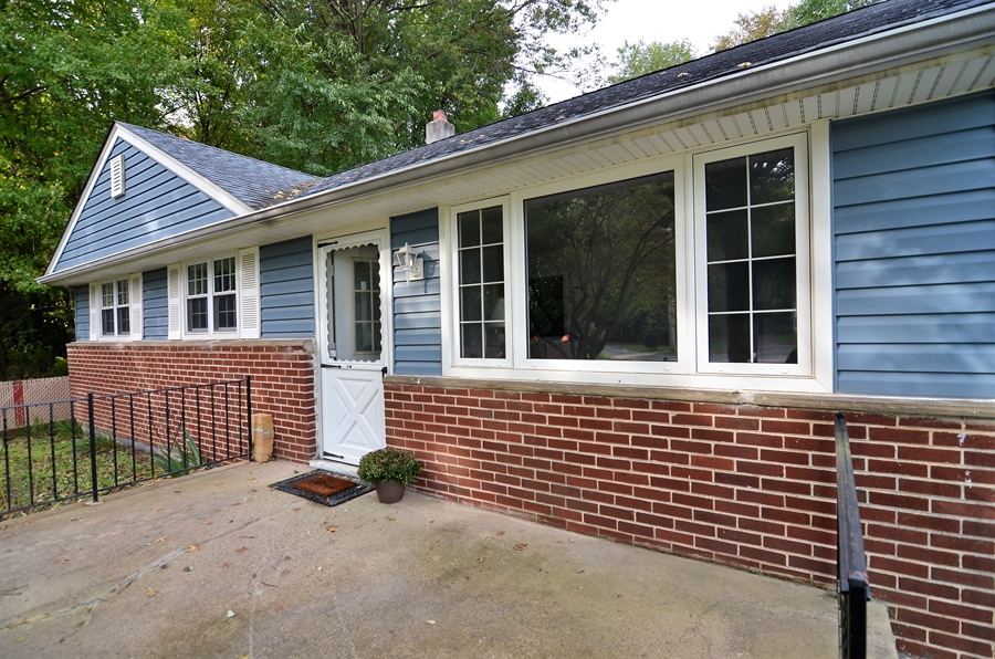 Real Estate Photography - 2384 2Nd Avenue, Boothwyn, DE, 19061 - Welcoming Front Porch