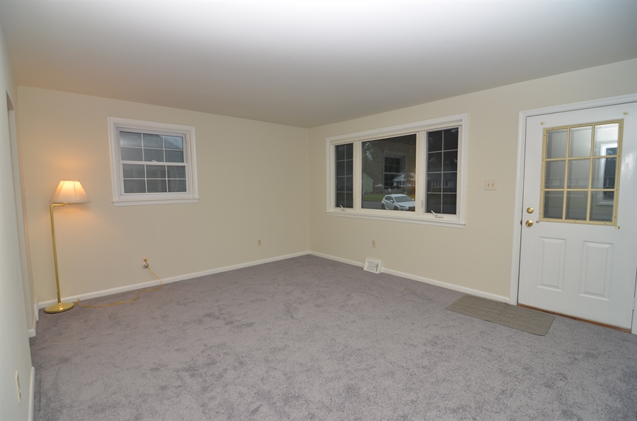 Real Estate Photography - 2384 2Nd Avenue, Boothwyn, DE, 19061 - Living Room