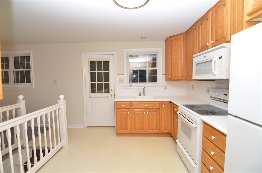 Real Estate Photography - 2384 2Nd Avenue, Boothwyn, DE, 19061 - Updated Kitchen