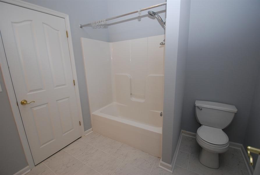 Real Estate Photography - 226 Gladstone Way, Bear, DE, 19701 - 1st floor bathroom
