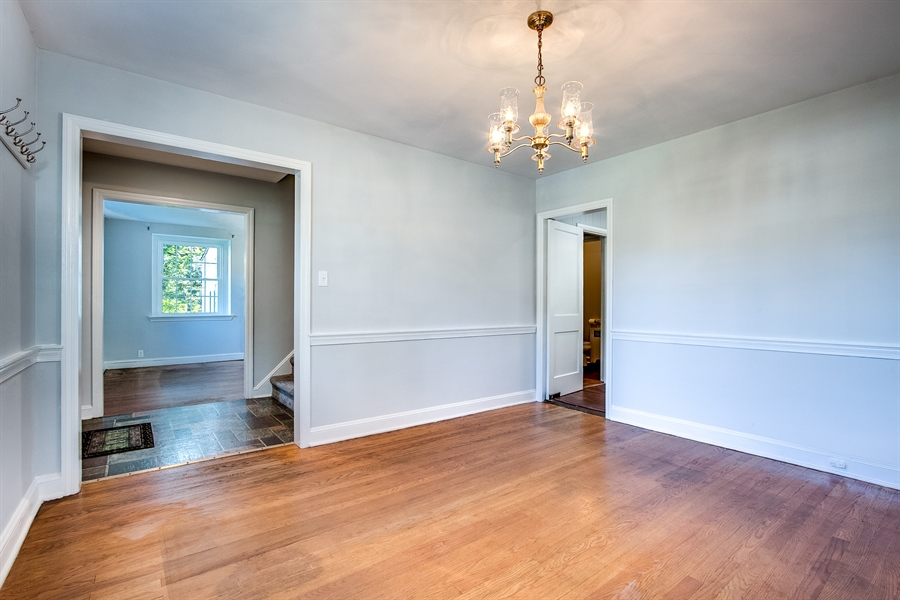 Real Estate Photography - 502 Brentwood Dr, Wilmington, DE, 19803 - Formal Dining Room