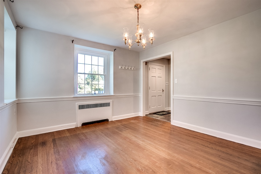 Real Estate Photography - 502 Brentwood Dr, Wilmington, DE, 19803 - Dining Room