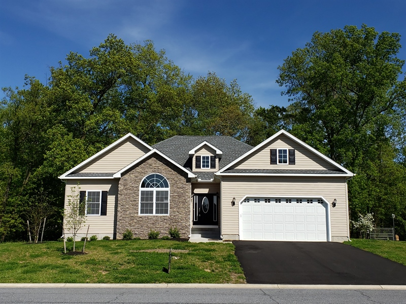 Real Estate Photography - 459 India Dr, Smyrna, DE, 19977 - Brand new and ready to be yours!