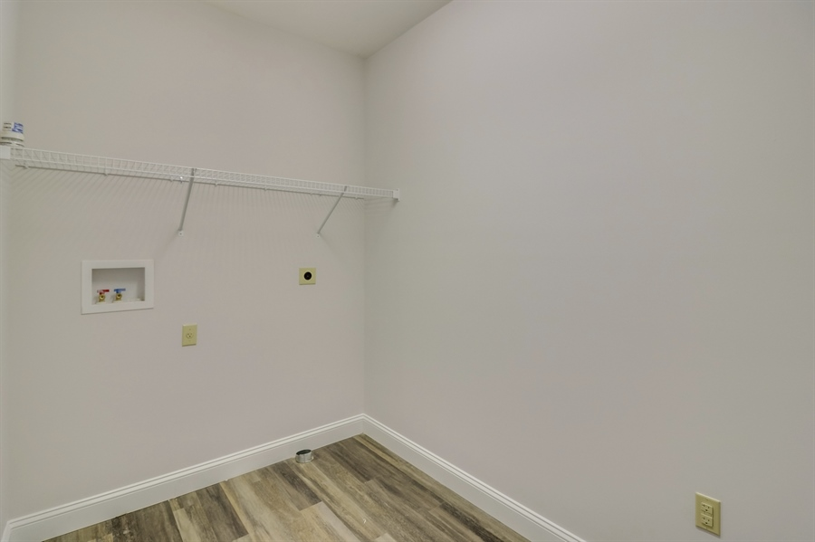 Real Estate Photography - 459 India Dr, Smyrna, DE, 19977 - Laundry Room