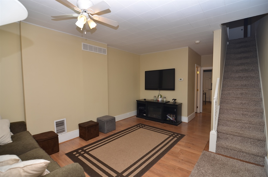 Real Estate Photography - 1832 W 11th St, Wilmington, DE, 19805 - Living Room