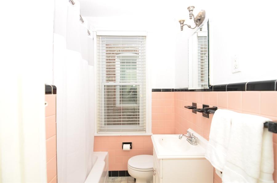 Real Estate Photography - 1832 W 11th St, Wilmington, DE, 19805 - Hall Bath