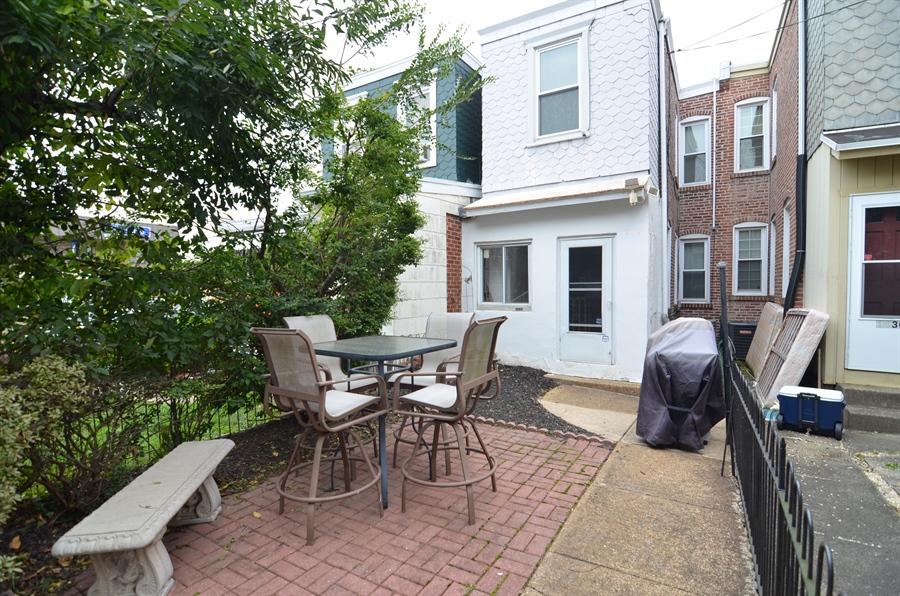 Real Estate Photography - 1832 W 11th St, Wilmington, DE, 19805 - Rear Patio
