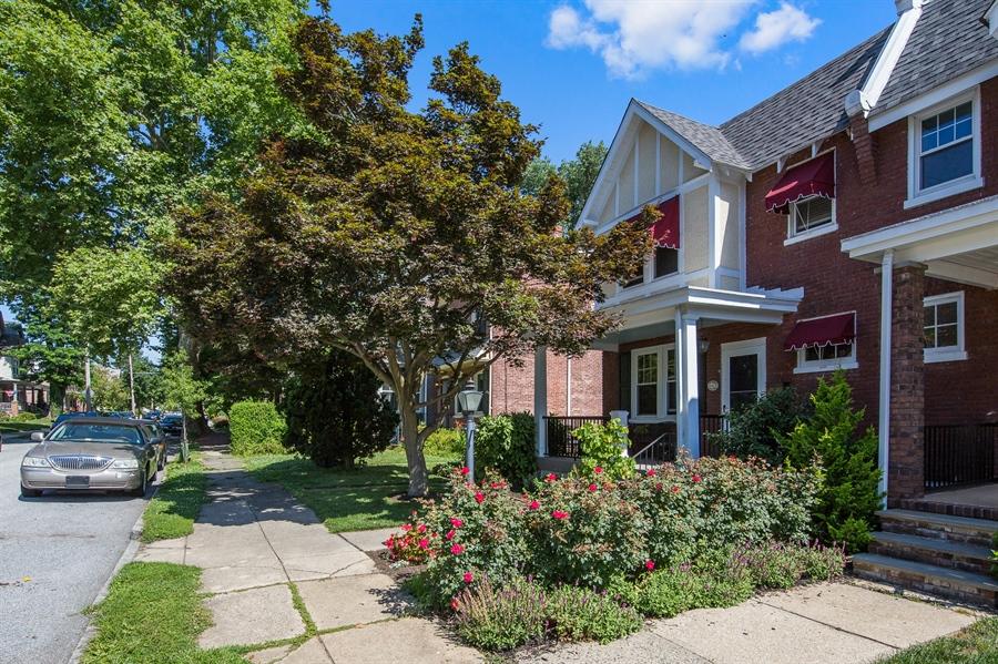 Real Estate Photography - 2417 W 18th St, Wilmington, DE, 19806 - Wide sidewalk,walking distance to Rockford Park!